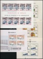 Europa CEPT 1987-1988 5 klf blokk