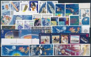 Europa CEPT 1991 13 klf sor + 1 önálló érték