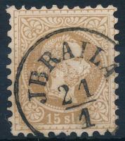 1867 15sld JBRAILA