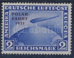 1931. Mi. 457, (nagyon halvány ujjlenyomat / light fingerprint) (Mi.EUR 1.300.-)