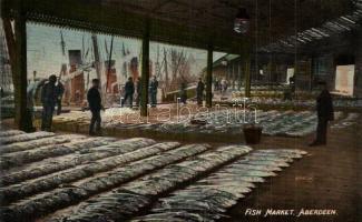 Aberdeen, Fish Market