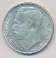 Luxemburg 1964. 100Fr Ag Jean T:1- Luxembourg 1964. 100 Francs Ag Jean C:AU Krause KM#54
