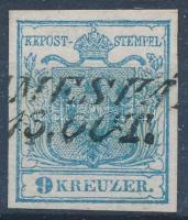 1850 9kr HP I ,,(TE)MESVÁR(R)