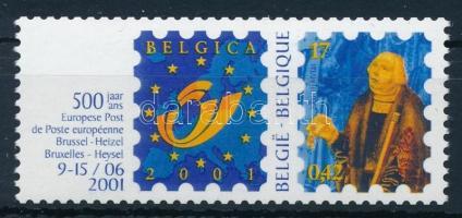 International Stamps Exhibition BELGICA '01 Brussels, Nemzetközi Bélyegkiállítás BELGICA '01 Brüsszel