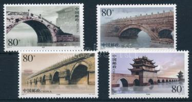 Old bridges set, Régi hidak sor