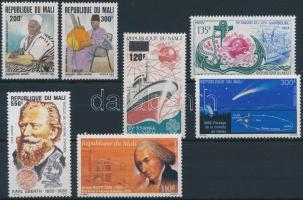 1983-1986 1 set + 5 stamps, 1983-1986 1 sor + 5 db bélyeg