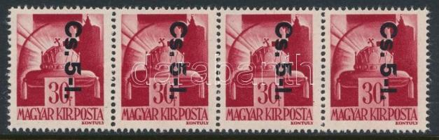 1945 Kisegítő Cs. 5-I. négyescsík