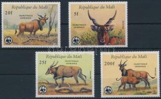 WWF: Elk set, WWF: Jávorantilop sor