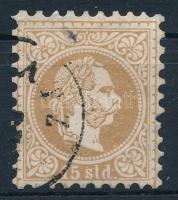 Magyar Posta Romániában 1867 15sld (40.000)