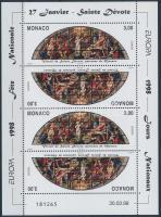 Europa: Nemzeti fesztiválok és ünnepek (II) kisív, Europa: National celebrations and festivals (II.) minisheet