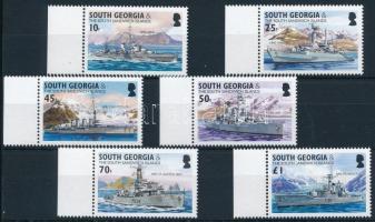 Ships margin set, Hajó ívszéli sor