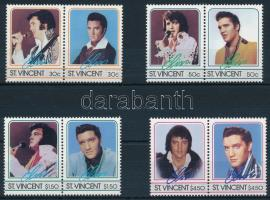 Elvis Presley set in pairs, Elvis Presley sor párokban