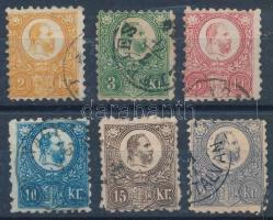1871 Réznyomat sor (19.000)