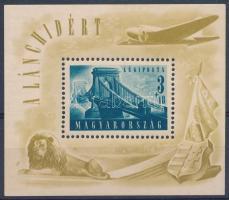 1948 Lánchíd (II.) blokk (30.000)