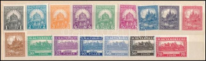 1926 Pengő-fillér I sor (25.000)