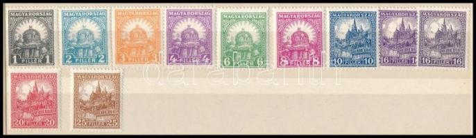 1926 Pengő-fillér I b sor (15.000)