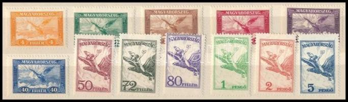 1927 Repülő sor (10.000)
