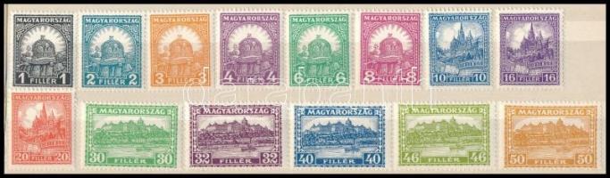 1928 Pengő-fillér II sor (15.000)