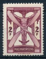 1933 Repülő 2P (22.000) (betapadás / gum disturbance)