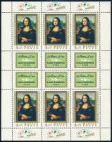 1974 Mona Lisa kisív (13.000)
