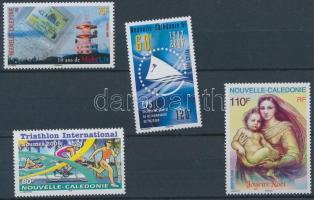 2005-2007 4 stamps, 2005-2007 4 klf érték