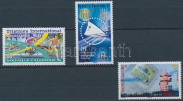 2005-2007 3 stamps, 2005-2007 3 klf érték