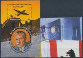 Konrad Adenauer blockset, Konrad Adenauer halála blokksor