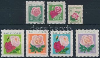 1980 Virág 2 db sor