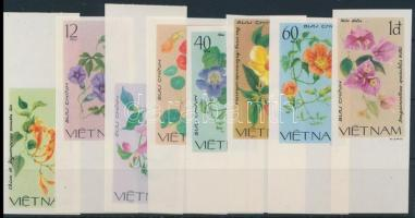 1980 Virágok vágott sor Mi 1137-1144