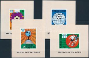 1978 Labdarúgó világbajnokság sor blokkformában Mi 619 - 622