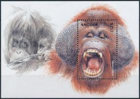 2000 Orángután blokk Mi 75