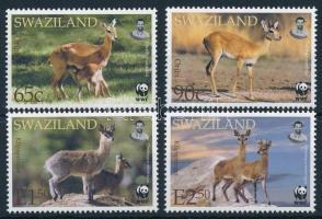 WWF Antelope set, WWF: Antilop sor