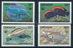 WWF Fishes set WWF: Halak sor