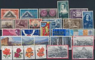 1953-1979 8 set + 1 stamp, 1953-1979 8 db sor és 1 bélyeg