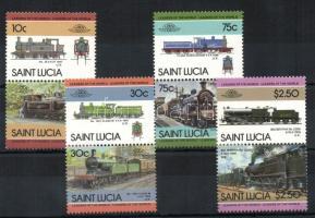 Locomotives IV 4 pairs, Mozdonyok IV 4 pár, Lokomotiven IV 4 Paare