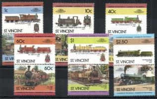 Locomotives IV 6 pairs, Mozdonyok IV 6 pár, Lokomotiven IV 6 Paare