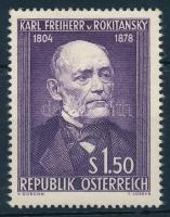 Karl Freiherr v. Rokitansky Karl Freiherr v. Rokitansky