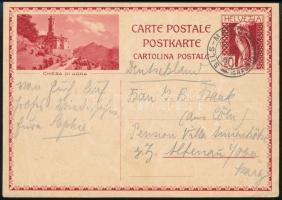 Svájc 1929
