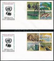 1993-1996 4 DSC, 1993-1996 4 klf FDC