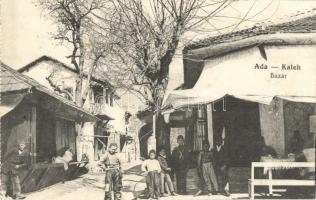 Ada Kaleh, Bazár, gyerekek / bazaar, children (EK)