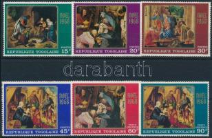 Christmas, Madonna paintings, Karácsony, Madonna festmények