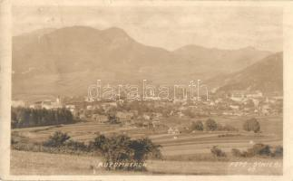 Rózsahegy, Ruzomberok; Foto Schiebl