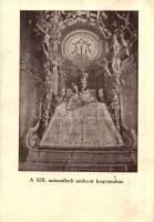Andocs, A XIII. századi andocsi kegyszobor (EK)