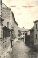 Miskolc, Velence Miskolcon (Szinva-part). Gedeon András kiadása