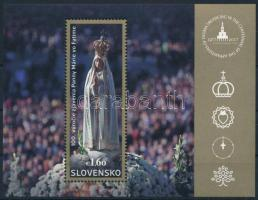 Virgin Mary apparition block, Szűz Mária jelenés blokk