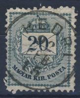 1881 20kr HEDRI
