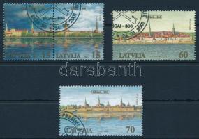 Riga set, 800 éves Riga városa sor