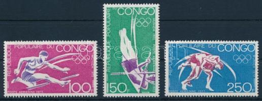 Summer Olympics: Munich set, Nyári Olimpia: München sor