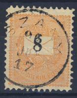 1889 8kr 11 1/2 fogazás SZANY