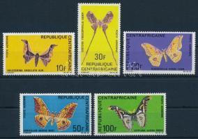 Butterfly set Lepke sor